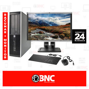 """Racunar HP Elite 8300 i5 /4/500/ + Monitor HP 22""""/24mj"""