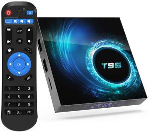 Android TV BOX T95 H616 4GB RAM Cortex-A53 KODI