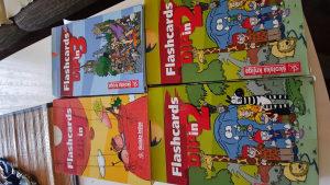Flashcards za učenje engleskog jezika