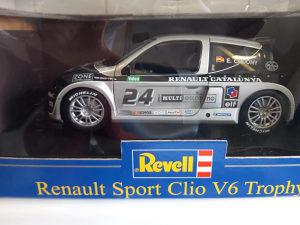 Renault sport Clio V6 Trophy