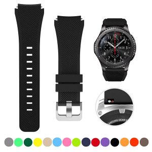 Silikonska narukvica remen za sat Samsung Galaxy watch 46 mm 22 Huawei