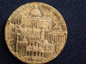 Komemorativna medalja Vatikan 1975