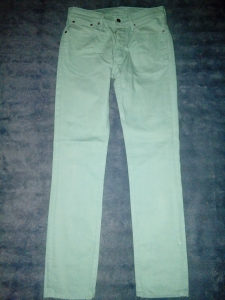 604 Pantalone Levi Strauss & Co. 511 W31 L34