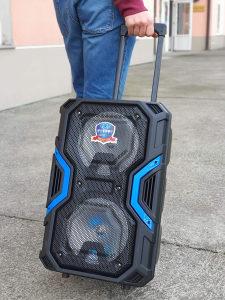 Bluetooth zvucnik 300W