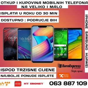KUPUJEM OTKUP IPHONE 8 SE X xr xs max 11 12 pro s20 s21