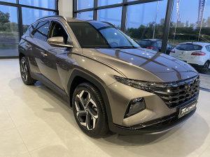 Hyundai Tucson dizel automatik 4wd