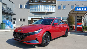 Hyundai Elantra 1.6 DPI 6MT
