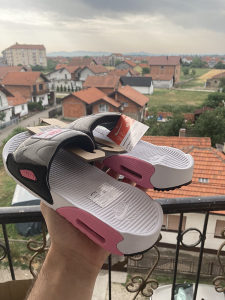 WMNS Nike Air Max Roze Pink 39 br papuče