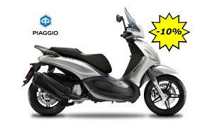 Piaggio Beverly 350 ABS-ASR EURO 4 MY20