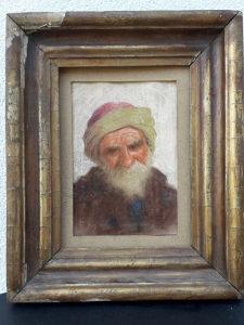 Mihajlo Timcisin Portret starca