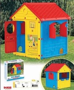 DOLU kućica za djecu, kuća, razne igračke