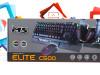 Set MS Elite C500 4u1 gaming LED RGB