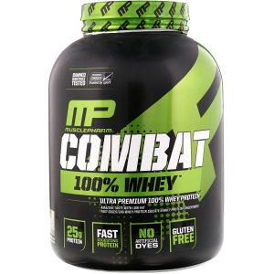 MusclePharm Combat 100% Whey - 2,269kg Chocolate Milk
