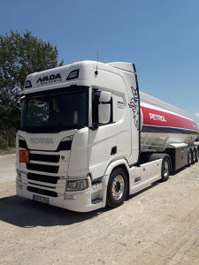 Scania R 450 Euro 6 2017