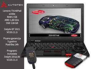 Auto dijagnostika Delphi 2021 VCDS 21.3 Laptop Lenovo