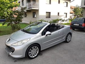 Peugeot 207 CC 1.6 HDI *mod 2009**176 000km*reg.07/2022