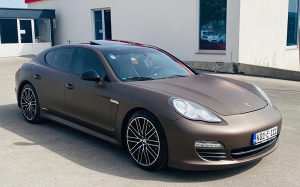 Porsche Panamera 3.6