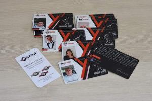 Izrada ID kartica / članskih iskaznica