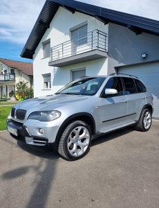 BMW X5 E70 3.0 M OPTIC 2007 GOD!SERVISIRAN!