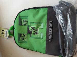 Školska torba Minecraft ruksak