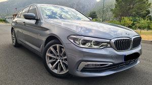 BMW G30 520D XDRIVE LUXURY LINE MODEL 2018 KAO NOV FULL