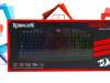 Gaming tipkovnica ReDragon Harpe PRO LED RGB K503A-RGB