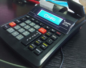 NOVI MODEL - fiskalna kasa/printer DP-25X