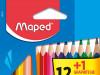 Bojice 12/1 šiljalo grafitna olovka Strong Maped 862723