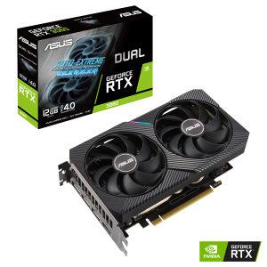 Asus RTX 3060 Dual V2 12GB DDR6 Dx12