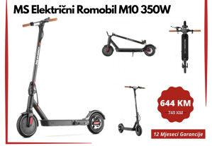 Električni Romobil MS M10 350W