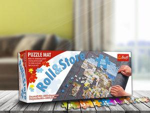 Puzzle - podloga za slaganje (500-3000 komada)