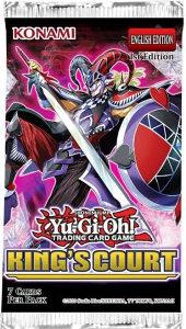 Yugioh kartice(Kings court)