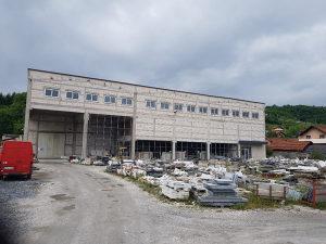 Hala 4500 m2 za skladiste,proizvodnju