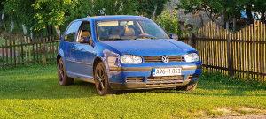 Volkswagen Golf 4 4x4 Plin