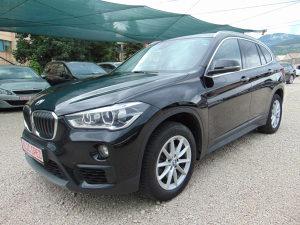 BMW X1 2.0 ALU NAVI LED