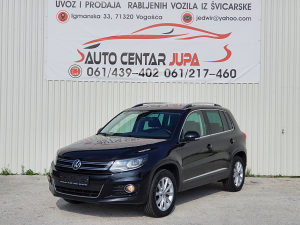 VW TIGUAN 2.0 TDI 4X4 124.000 KM PRESAO 110 KW 2015G