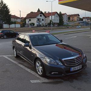 Mercedes E250cdi AVANTGARDE