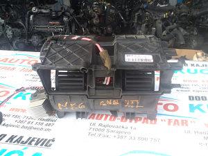 Motoric ventilator grijanja kabine Megan 3