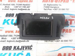 Display Displej Renault Megan 3
