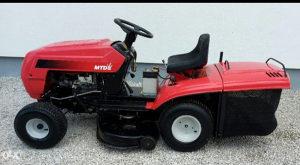 Kosilica traktor MTD 2 noza 5 brzina kao nova POVOLJNO