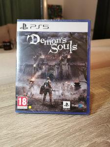 Demon's Souls PS5 NOVO