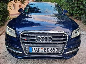 Audi SQ5 -3.0TDI-QUATTRO-AUTOM-F1-MOD. 2014-TEK REG.