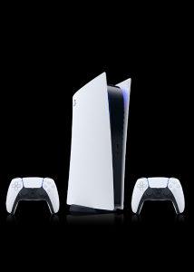 Playstation 5 2 djostika plus igrica