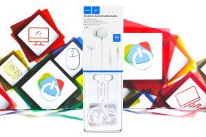 Slušalice Qihang E14 in-ear headset