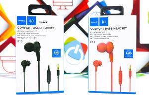 Slušalice Qihang E13 in-ear headset