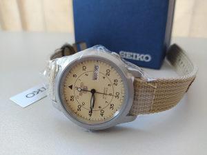 SEIKO 5 SNK803 automatic military sat