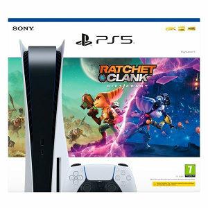Playstation 5 PS5 Ratchet & Clank + Destruction AllStar
