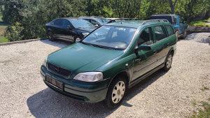 Opel Astra G 1999.god 1.6 benz 55kw Reg 11/21 Dobro sta