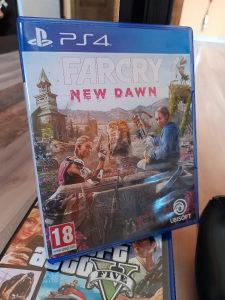 FARCRY NEW DAWN PS4 igra