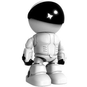 Robot Wifi Baby Kamera / Nadzorna 360° IP / Video Live